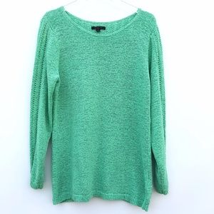 Rachel Zoe Karla Knit Pullover Sweater Crew Neck